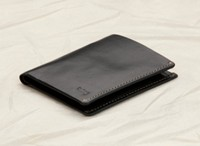 Note Sleeve Wallet - Black by Bellroy