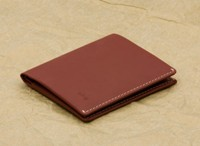 Note Sleeve Wallet - Cognac by Bellroy