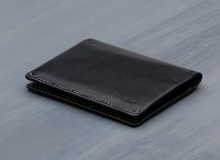 Slim Sleeve Wallet - Black by Bellroy