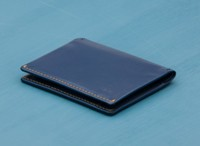 Slim Sleeve Wallet - Blue Steel by Bellroy