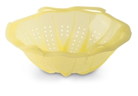 Charles Viancin Cabbage Colander and Steamer, Light Green