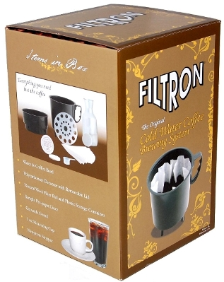 Filtron 30L Cold Water Coffee Brewing System