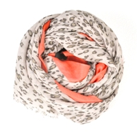 Animal Scarf in Pink by Syster P of Sweden