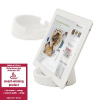 Bosign TABLET STAND/COOKBOOK STAND - for iPad/Tablet PC-White