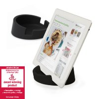 Bosign TABLET STAND/COOKBOOK STAND - for iPad/Tablet PC-Black