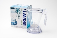 BREWT Tea Steeper BPA-free Tea Maker