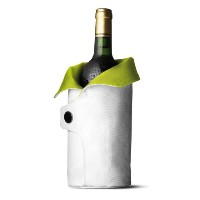 Cool Coat Wine Cooler White/Lime by Menu