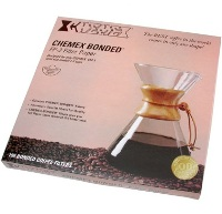 "Chemex FP-2 Mini Coffee Filters ""half moon"""