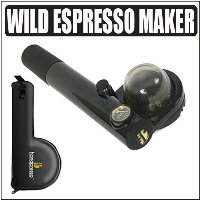 Handpresso Wild Portable Espresso Maker and Case