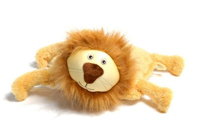Lencho the Lion 3-in-1 Toy, Pillow & Blanket