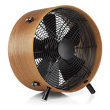 Otto Wooden Fan O-008 distributed by Swizz-Style