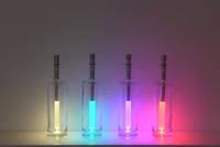 Bottlelight vivi-LED - Adjustable Color and Brightness Control