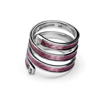 Spring Ring in Pink Argento SB