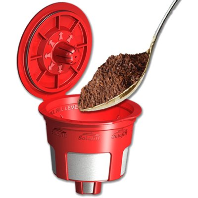 Solofill Cup Refillable K-Cup