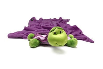 Tama the Tortoise 3-in-1 Toy, Pillow & Blanket