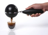 mypressi TWIST Black Portable Espresso Maker