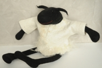 Viecheria Wolf in Sheep's Clothing Stuffed Animal