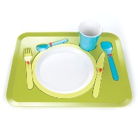 Puzzle Dinner Tray by Royal VKB