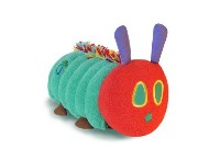 Zoobie Very Hungry Caterpillar Toy, Blanket & Book Set