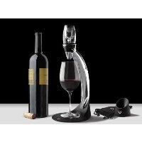 Vinturi Deluxe Wine Aerator Set with Tower