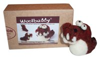 Dragon Needle Felting Kit (Advanced) By Woolbuddy