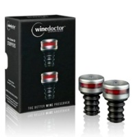 WineDoctor Intelli-stopper Set of 2 Stoppers