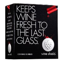 Wine Shield, Ultimate Wine Preserver 10 Pack