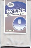 Wubeez Glass Polishing Cloth