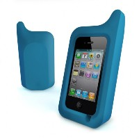 ARKHIPPO I iPhone Case in Blue for iPhone 4