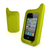 ARKHIPPO I iPhone Case in Lime Green for iPhone 4