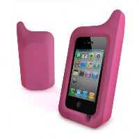 ARKHIPPO I iPhone Case in Pink for iPhone 4