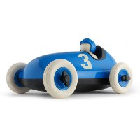 Bruno Racing Car in Blue PL101