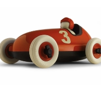 Bruno Racing Car in Orange PL102