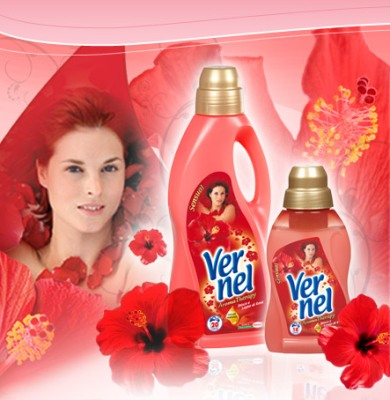 Vernel Fabric Softeners