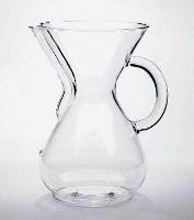 Chemex 6 Cup Coffee Maker with Handle (CM-6GH)