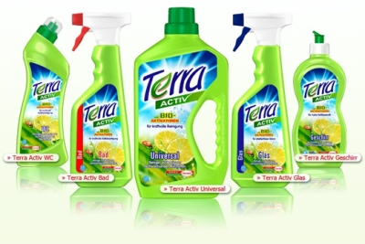 Terra Activ Organic Cleaners